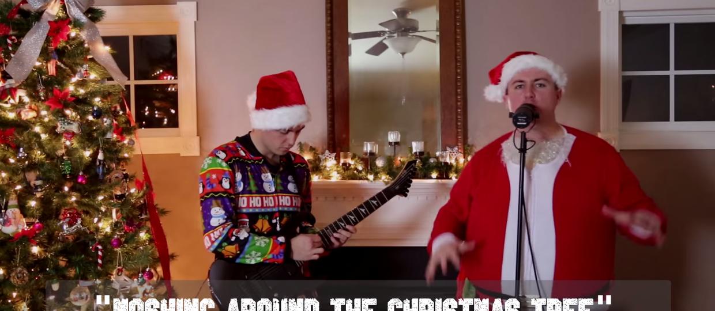 Powydzieraj się z Mikołajem!