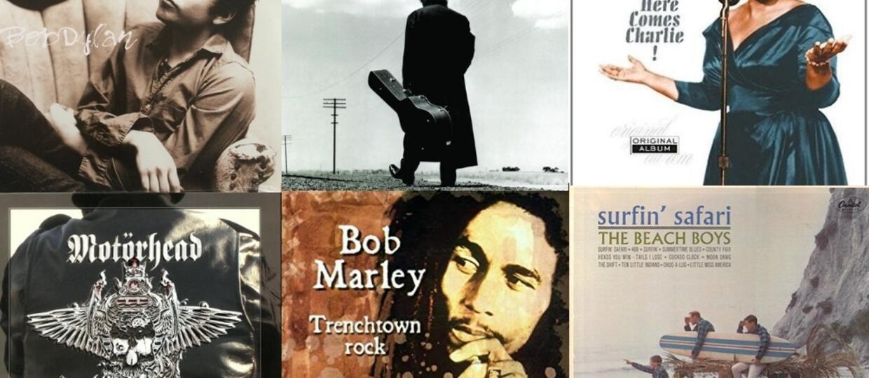 Sieć sklepów ALDI: niedługo ruszy promocja na płyty winylowe m.in. Boba Dylana, Johnny'ego Casha czy Motorhead