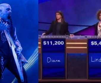 """Pytanie o Slayera w amerykańskiej wersji teleturnieju """"Va banque"""""""