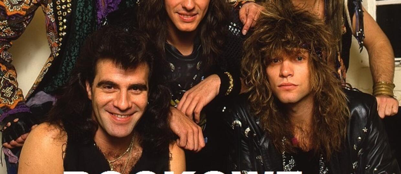 QUIZ: Czy rozpoznasz rockowe okładki płyt z lat 80.?