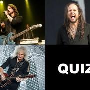 QUIZ: Czy wiesz, w których zespołach zaczynali karierę słynni muzycy?