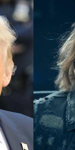 QUIZ: Kto to powiedział, Donald Trump czy gwiazda rocka?