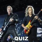 QUIZ: Którym muzykiem Metalliki jesteś?