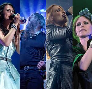 QUIZ: Z jakiego kraju pochodzą te rockowe i metalowe zespoły?
