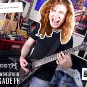 """Riff do """"Enter Sandman"""" Metalliki zagrany w stylu 20 różnych wykonawców"""