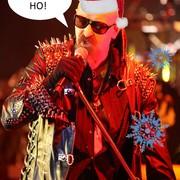 Rob Halford opowie Wam świąteczną bajkę