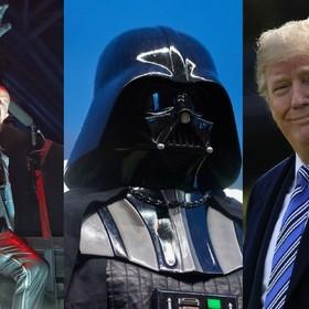 Rob Halford porównał Donalda Trumpa do Dartha Vadera