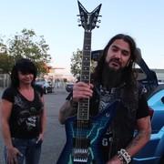 Robb Flynn z Machine Head odzyskał gitarę od Dimebaga Darrella