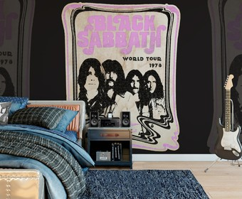 Tapeta Black Sabbath