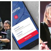Metallica Kurt Cobain