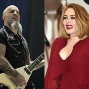 Scott Ian: Anthrax mógłby być wielki jak Adele