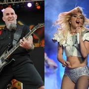 Scott Ian zaprosił Lady Gagę do nagrania metalowego albumu
