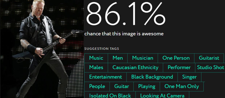 Sieć neuronowa oceniła dziwne zdjęcia muzyków