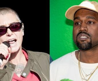 Sinead O'Connor/ Kanye West