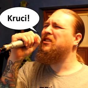 """Siuuup! """"Kruci Gang"""" Klocucha zagrany na metalowo"""
