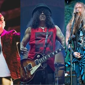 Slash, Corey Taylor i inni rockmani zdradzili, przy jakich płytach stracili dziewictwo