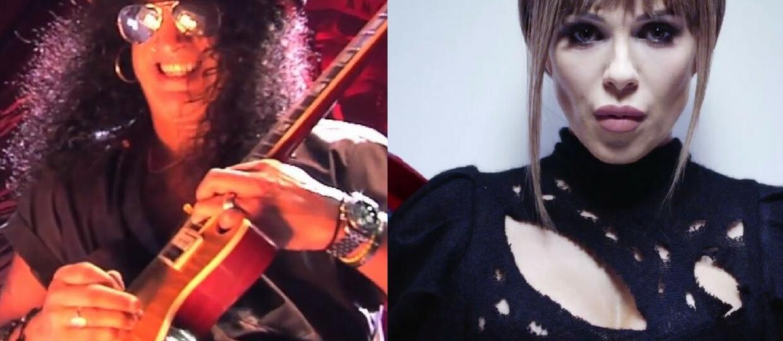 Slash promuje Dodę na koncercie Guns N' Roses?