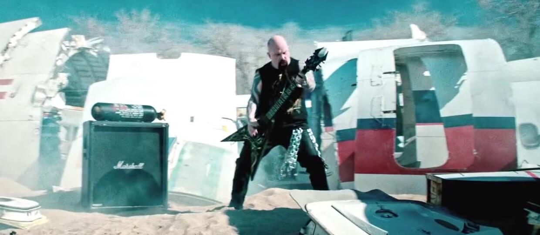 """Slayer nagrywa ścieżkę dźwiękową do filmu """"Smoleńsk"""""""