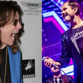 Solówka z utworu Ozzy'ego Osbourne'a w przeboju Sławomira. Co na to gwiazda rock-polo?