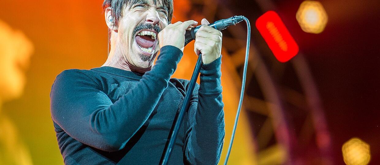 """Sprawdźcie, ile razy Anthony Kiedis powiedział słowo """"California"""""""