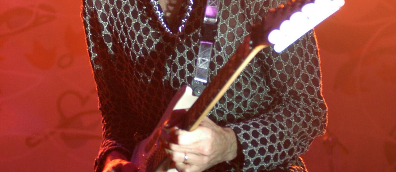 Steve Vai został okradziony z gitary