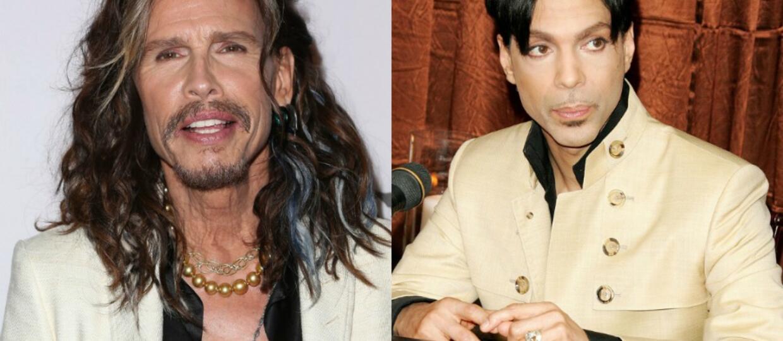 Steven Tyler: Prince umarł, żebym ja mógł żyć