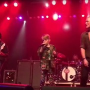 Stone Temple Pilots wystąpiło z 9-latkiem