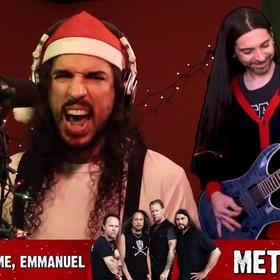 Świąteczne piosenki w stylu Metalliki, SOAD i Iron Maiden