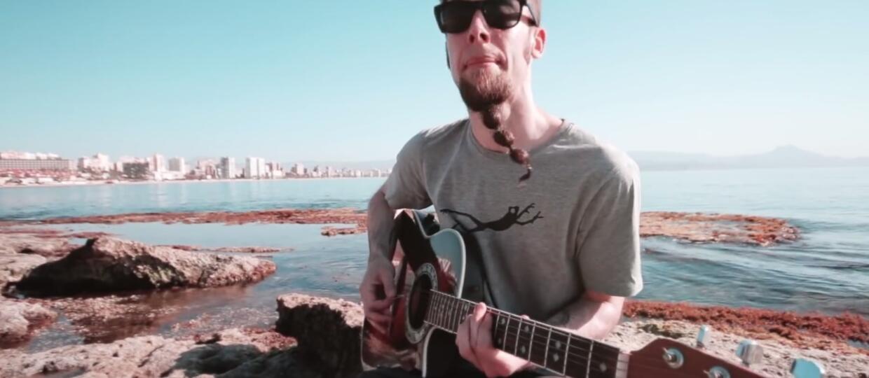 System of a Down akustycznie nad brzegiem morza