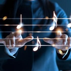 Sztuczna inteligencja tworzy muzykę
