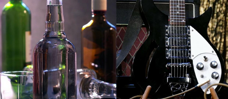 Szukasz pomysłu na imprezową grę? Wypróbuj alkoholowe bingo w wersji rockowej!