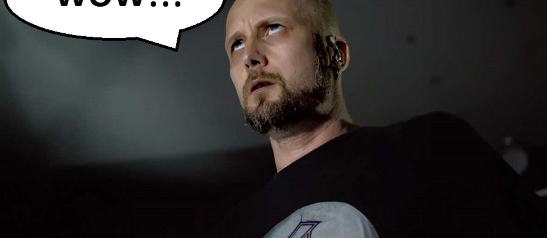 Wokalista Meshuggah