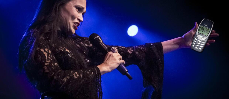 Tarja Turunen doczekała się emotikony