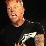 Teoria spiskowa mówi, że James Hetfield jest Iluminatem, satanistą i gejem
