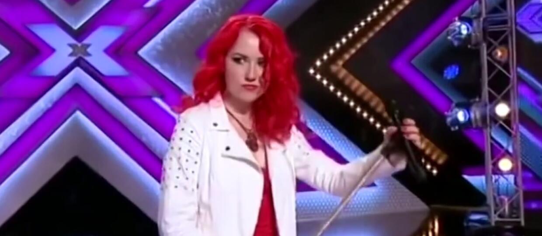The Show Must Go On w wykonaniu uczestniczki talent show
