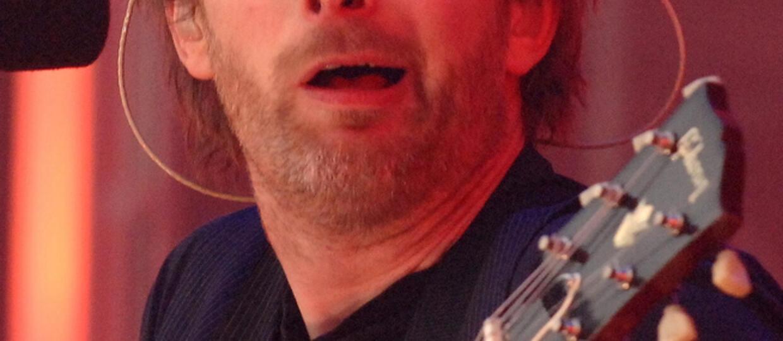 Thom Yorke na okładce irańskiego poradnika seksualnego?