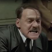 """Thunderstruck"" AC/DC podłożony pod scenę z Adolfem Hitlerem"