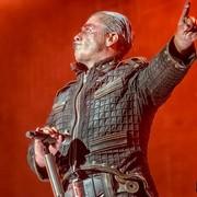 Till Lindemann z Rammsteina