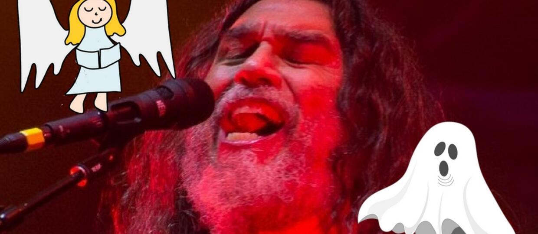 Tom Araya ze Slayera o duchach, aniołach i piekle