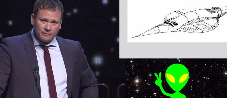 Tom DeLonge zamierza zbudować statek kosmiczny