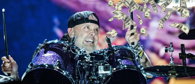 Top 10: Najbogatsi perkusiści na świecie