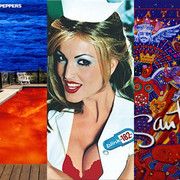 Red Hot Chili Peppers, Blink 182, Santana