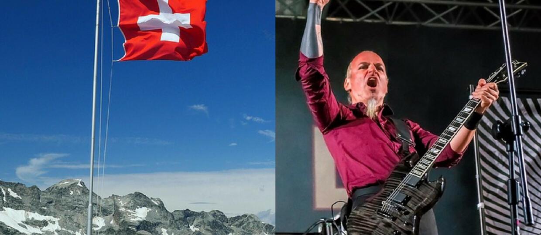 Top 10: Rockowe i metalowe zespoły ze Szwajcarii