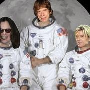 Top 10: Rockowe utwory z kosmosu