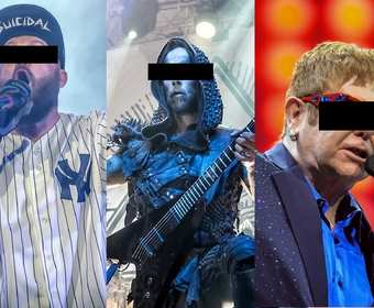 Top 10: Wykonawcy rockowi, którzy zostali zakazani