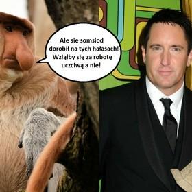 Trent Reznor z Nine Inch Nails walczy ze złośliwym sąsiadem