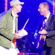 Coldplay i Will Ferrell