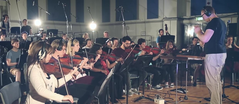 Utwór Dream Theater w wykonaniu orkiestry