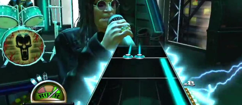 """Utwór Ozzy'ego zanucony przez gracza """"Guitar Hero"""""""