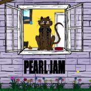 Utwór Pearl Jam w kociej parodii